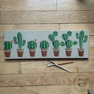 Cactus 60×20